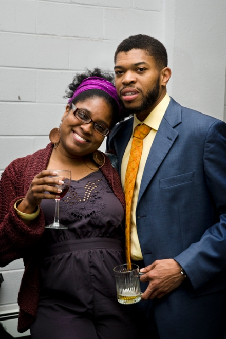 The Grooming Blueprint Wine & Beer Fundraiser hosted by Seventy Sixes Barbershop